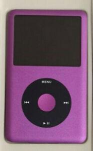 NEW Apple iPod Classic 7th Gen 128GB SSD+2000mAh Battery Warranty