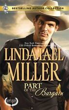 Bestselling Author Part of the Bargain Carla Cassidy Linda Lael Miller PB 2010