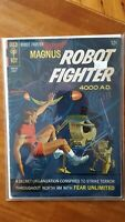 Magnus Robot Fighter 4000AD 19 Fear Unlimited High Grade Comic Book RM14-221