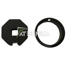 Adaptateur 40 mm octagonal pour moteur des volets roulants internes 10 x 10 mm