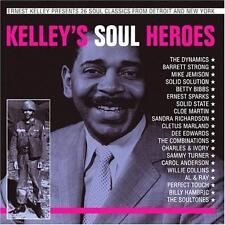 KELLEY'S SOUL HEROES Various NEW & SEALED NORTHERN SOUL CD (GRAPEVINE) R&B