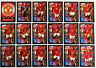 Match Attax 19/20 2019/20 2020 Full Manchester United Team Set All 18 Base Cards
