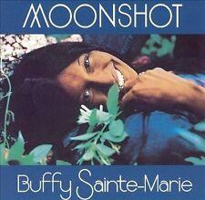 Moon Shot by Buffy Sainte-Marie (CD, Sep-1996, Vanguard)