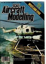 SCALE AIRCRAFT MODELLING MAGAZINE - July 1984