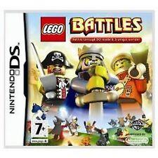 LEGO Battles (Nintendo DS, 2009) - European Version