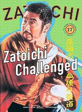 Zatoichi #17: Challenged (DVD, 2004)