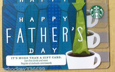 Starbucks Canada 2013 Fathers Day collectible Gift Card (no cash value)
