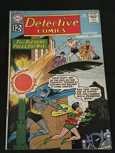 DETECTIVE COMICS #300 First Polka-Dot Man VG Condition