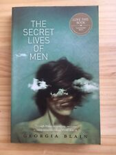 The Secret Lives of Men by Georgia Blain (Paperback, 2013)