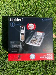 Uniden Phone SS E47  1 - Extra loud 50Db volume.  In Box.