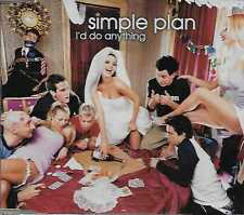 Simple Plan ‎– I'd Do Anything- CD Single Promo 2002