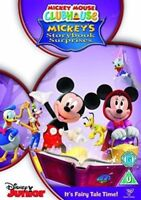 Mickey Mouse Clubhouse - Storybook Surprises (DVD, 2008) Disney Brand New Sealed