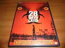 28 Days Later (DVD, 2003, Widescreen Special Edition) Cillian Murphy Used