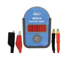 DIGITAL CAPACITOR TESTER SUPCO MFD10