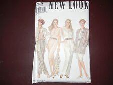 NEW LOOK Sewing Pattern 6105 Misses JACKET, DRESS, SHIRT, PANTS