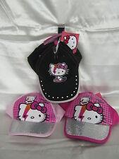 Hello Kitty Girls' 100% Cotton Hats