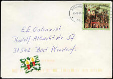 Poland 2001 Cover To Germany #C21200