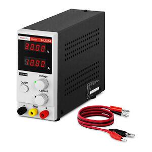 Labornetzgerät regelbar Labornetzteil Netzgerät Netzteil Trafo 30 V 10 A DC