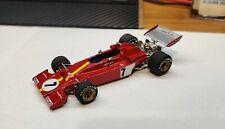 Tameo Kits SLK 122 - Ferrari 312 B3 GP Spagna 1973 Jacky Ickx - 1/43