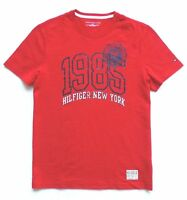 Tommy Hilfiger Men's Short Sleeve Crew Graphic Tee Size: S