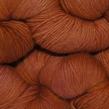 Malabrigo Lace Weight Baby Merino Yarn / Wool 50g - Cinnabar (194)