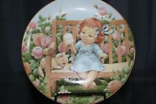 Sweet Treat By Ruth J Morehead Blessed Are Ye Collection Porcelain Plate