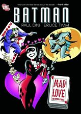 Batman Mad Love And Other Stories By Dini & Timm~ Dc Tpb New