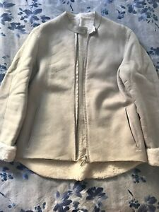 Burberry Prorsum Shearling Jacket