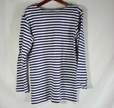 Telnyashka Long Sleeve Russian Striped Military Shirt NOS Authentic Soviet Union