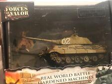 FOV 1:72 German King Tiger NEW 85801 sealed King Tiger Tank