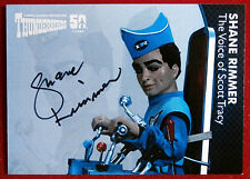 THUNDERBIRDS 50 YEARS - Shane Rimmer as Scott Tracy - Autograph Card