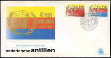 Netherlands Antilles 1985 UN Org. FDC First Day Cover #C26768