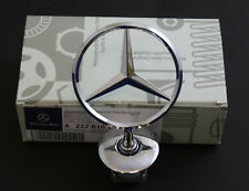 C Klasse W205 S Klasse W222 ori Mercedes Benz Stern Logo stehend Motorhaube Star