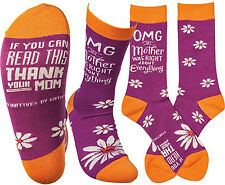 Primitives By Kathy Socks - OMG My Mother Was Right