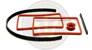 Aftercooler seal kit for Volvo Penta D31 D41 D42 D43 similar to 876110 877386