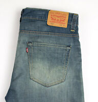 Levi's Strauss & Co Hommes 506 Extensible Jambe Droite Jean Taille W38 L32