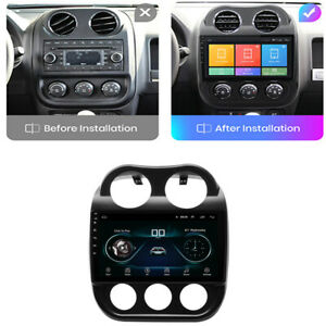 Android 10.1 For Jeep Compass Patriot 2010-2016 Stereo Radio 10.1'' GPS 2GB+32GB