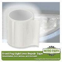Front Fog Light Lens Repair Tape for Citroen. Clear Lamp Seal MOT Fix