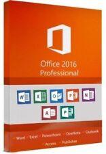 Microsoft Office 2016 Professional Plus • Lizenz mit GRATIS Installation DVD