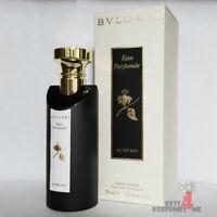 5889453246b Bvlgari Eau Parfumee Au the Noir 2.5 oz EDC 75 ml Eau De Cologne Spray NIB