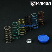MAMBA Piston Adjustable Turbo Wastegate Actuator Spring & adapter Kit For FORGE