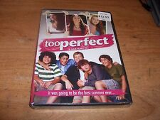 Too Perfect A Julie Rubio Film (DVD Movie, 2012 WS) Tessa Hanson Comedy NEW