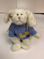 Boyds Bear Webster Hopplebuns #916631 Cute Bunny Rabbit Spring Easter $20V