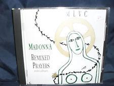 Madonna – remixato prayers-mini-album
