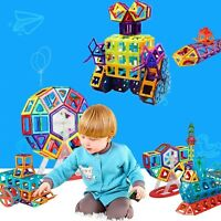 Magnetic Building Blocks Toys For Kids Education Toys For Kids Baby Xmas Gifts