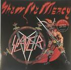 Slayer – Show No Mercy LP NEW Ltd Red / Black Split Vinyl with Poster