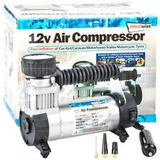 12 V Coche Hi Speed 100PSI Compacto Compresor de aire para inflar neumático rápido 4x4 Bicicleta Bomba