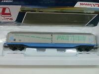 LIMA HL 6044 - CARRO MERCI CON PARETI SCORREVOLI FRET SNCF HO