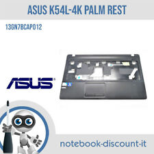 Asus X54C 13gn7bcap012-1  CHASSIS ANTERIORE + TOUCHPAD PALM REST POGGIAPOLSI