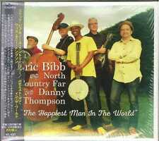 ERIC BIBB AND NORTH COUNTRY FAR WITH DANNY THOMPSON-JAPAN CD F30